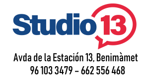 Studio 13 Academia  Benimament Avda de la Estación, 13